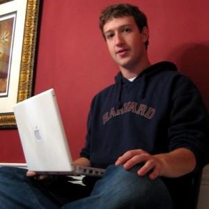 مارک زاکربرگ ، خالق فیس بوک