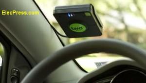 tiwi رانندگی نا امن شما را گزارش می دهد