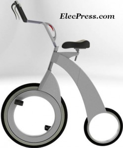 دوچرخه جدید