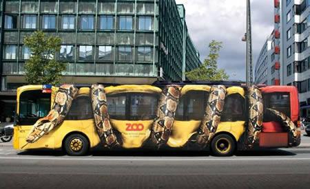 تبلیغ باغ وحش