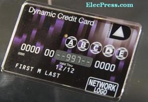 کارت اعتباری پویا