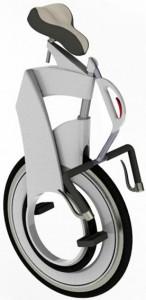 طراحی زیبای دوچرخه