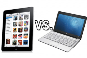 مقایسه تبلت آیپد iPad با لپ تاپ