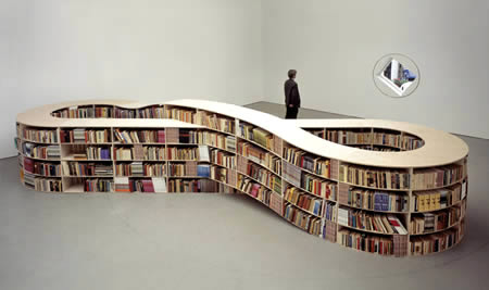 کتابخانه بی نهایت