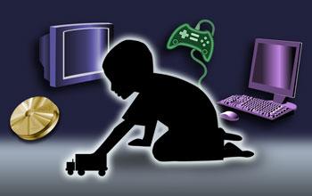 تکنولوژی و کودکان