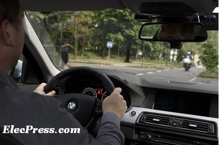 BMW smart alert