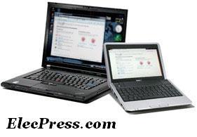 مقایسه لپ تاپ با نت بوک