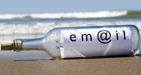 love-email-bottle