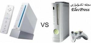 تفاوت کنسول های بازی Xbox 360 و نینتندو wii