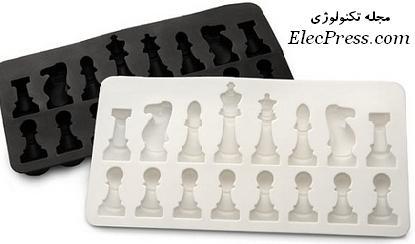 قالب یخی برای شطرنج