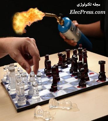 شطرنج یخی