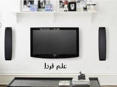 نصب تلویزیون در دیوار
