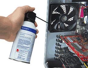 claen computer fan