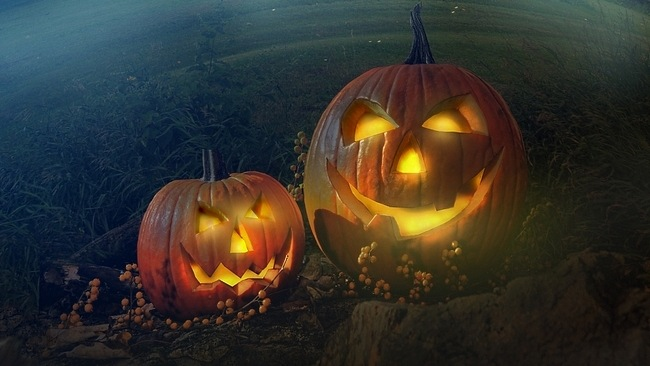 جشن halloween