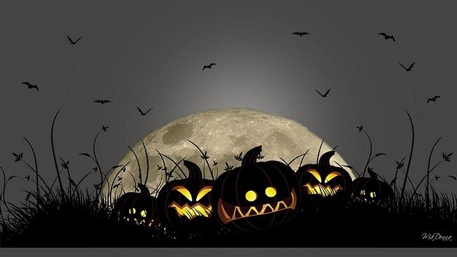 والپیپر جشن هالووین