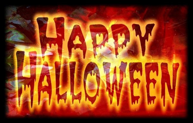 کاغذ دیواری هالووین