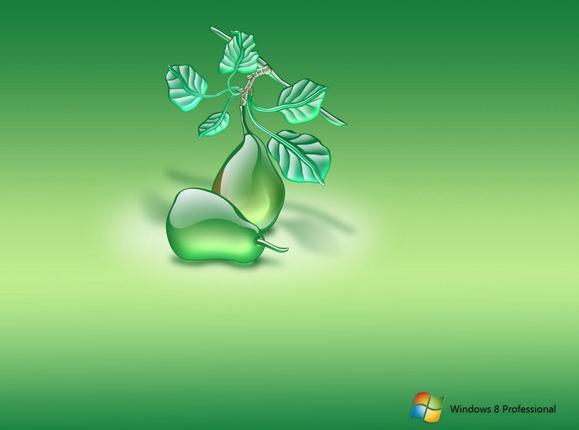 تصویر زیبا از ویندوز 8