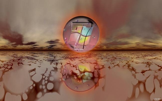 والپیپر ویندوز 7
