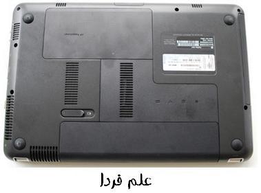 درب پشت لپ تاپ hp havilion dm4x