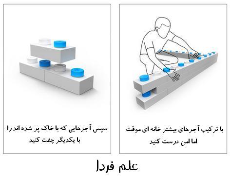 خانه سازی با لگو
