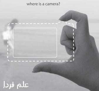 دوربین دیجتالی بلوتوثی دو انگشتی