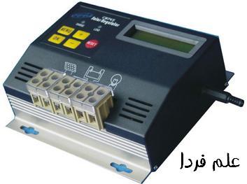 کنترل کننده سولار شارژ باتری