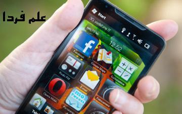 سلول خورشیدی در گوشی های هوشمند
