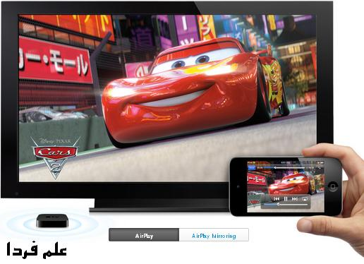 airplay on apple tv