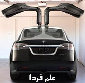 falcon wings tesla model x
