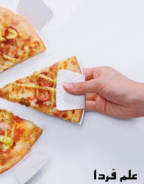 طراحی کاربردی جعبه پیتزا