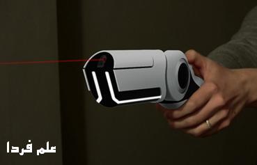 طراحي اسلحه دفاعي غير كشنده