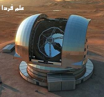 بزرگترين تلسكوپ دنيا در سال 2022