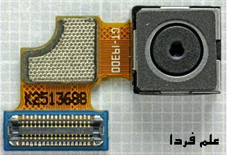 سنسور دوربین گوشی آیفون 4 اس و گلکسی اس 3