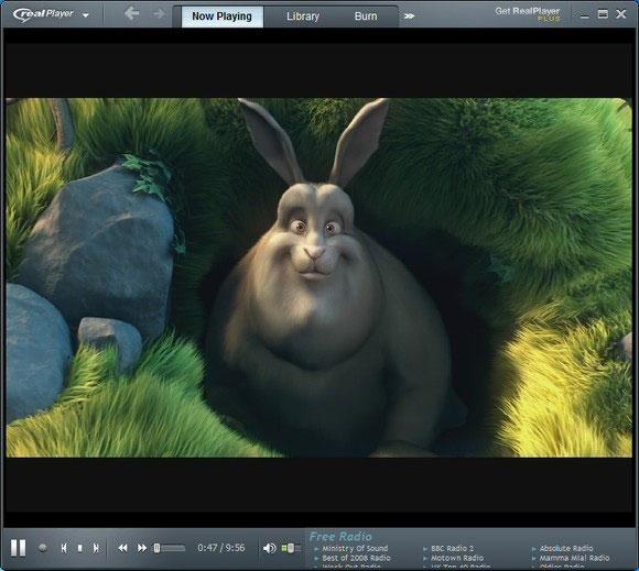 اسکرین شات RealPlayer-14.0.2.633