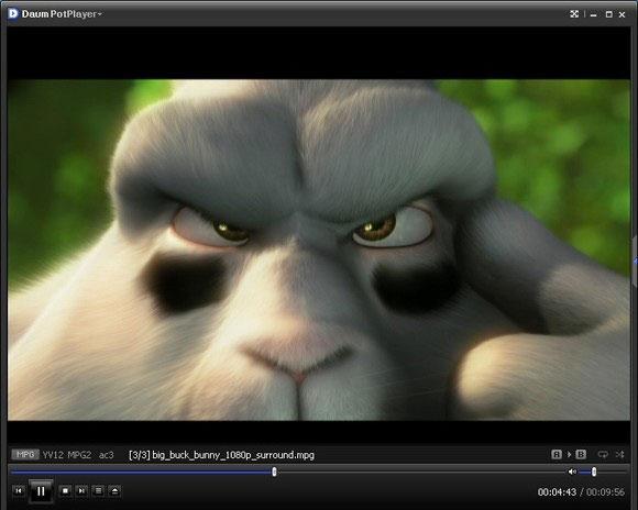اسکرین شات daum-player
