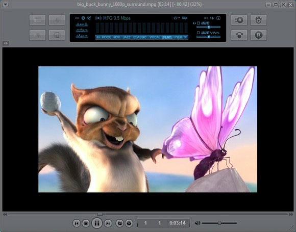 اسکرین شات jetAudio-8.0.11-Basic