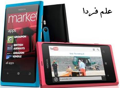 گوشی های نوکیا با سیستم عامل ویندوز فون