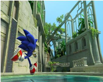 sonic generation game