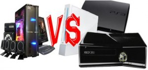 مقایسه کنسول با کامپیوتر ، بهترین وسیله الکترونیکی برای بازی چیست ؟