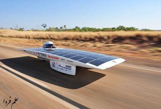 ماشین خورشیدی