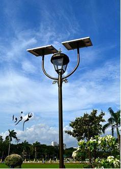 لامپ روشنایی خیابان