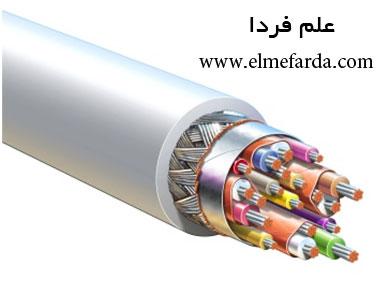 سیم های داخل کابل HDMI