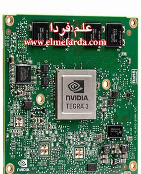 پردازنده تگرا 3 برای تبلت ها