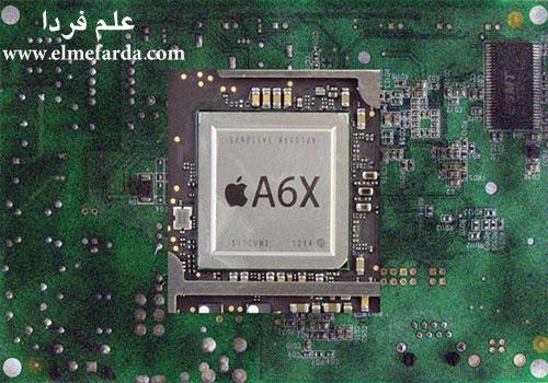 پردازنده اپل Ax برای تبلت ها