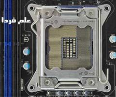 سوکت CPU چیست ، انواع سوکت پردازنده های اینتل
