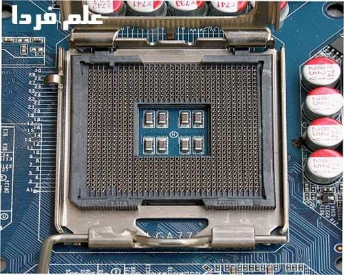 سوکت LGA 775 اینتل