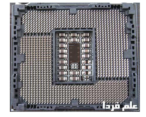 سوکت LGA 1155 اینتل