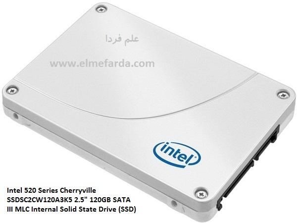 حافظه SSD تولید شرکت Intel - تاثیر قیمت هارد بر قیمت لپ تاپ
