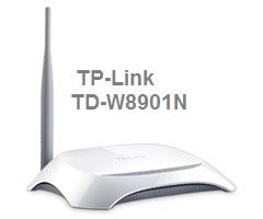 مودم وایرلس تی پی لینک TP-Link TD-W8901N