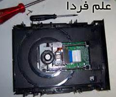 مشکلات رایج DVD Writer و روش های رفع آنها